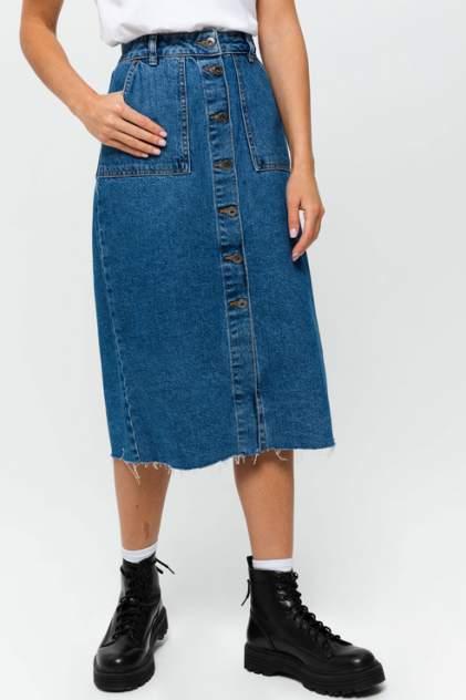 Женская юбка Sela 808021918, синий
