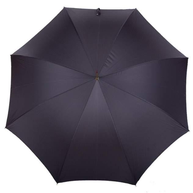 Зонт-трость мужской полуавтоматический Pasotti 2217 черный