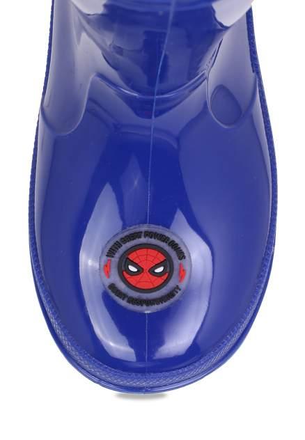 Резиновые сапоги детские Spider-Man, цв.разноцветный р.30