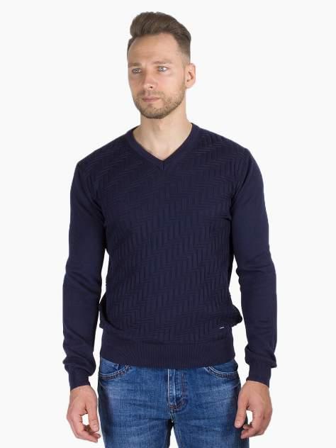 Джемпер мужской DAIROS GD69300680 синий 3XL