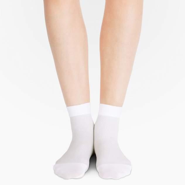 Компрессионные носки Belly Bandit Compression Ankle Sokc White/Grey Size 2 (37-41)