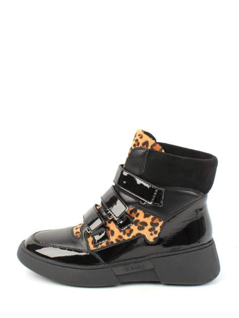 Ботинки для девочек BETSY 908363/02-03 цв. черный р. 33