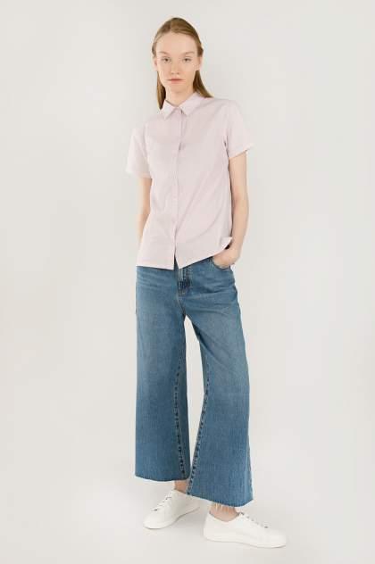 Блузка женская Finn-Flare B20-11032 розовая XL