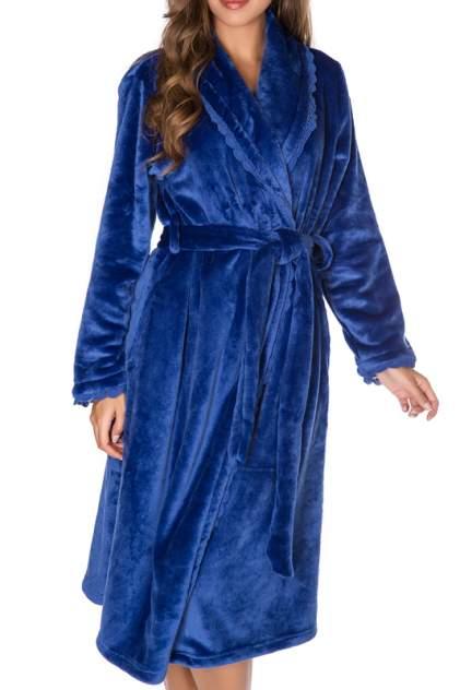 Халат женский Rose&Petal Homewear RP51-1317 синий M