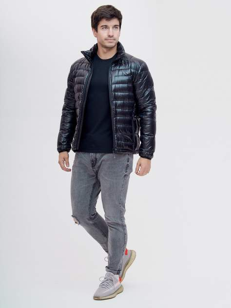 Куртка мужская VALIANLY 92108 черная 48 RU
