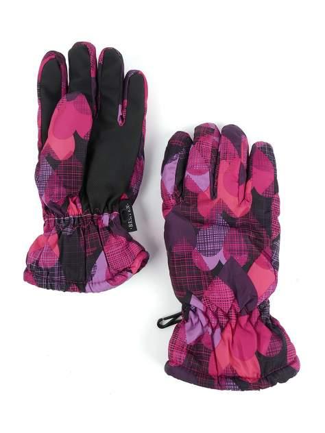 Перчатки BERTEN YH1902 розовый р.M
