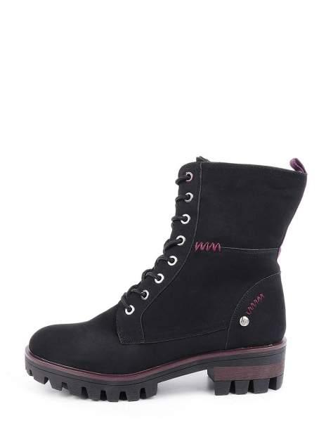Ботинки для девочек KEDDO 598182-03-01B цв. черный р. 35