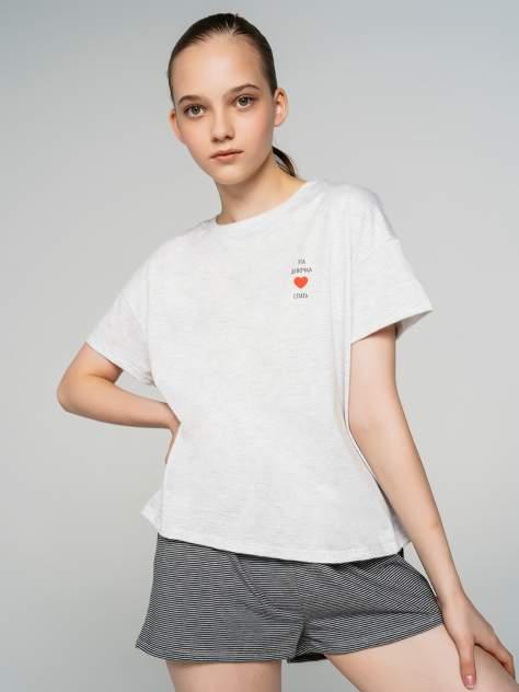 Пижама женская ТВОЕ 71679 белая M