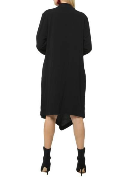 Платье-рубашка женское LISA BOHO Helen 190518 черное 56-58
