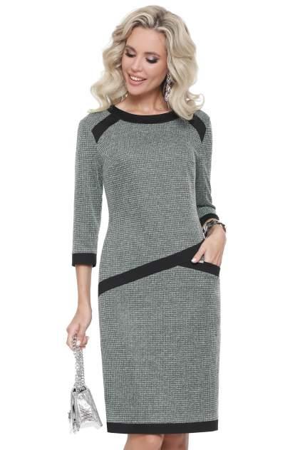 Женское платье Миллена Шарм 1609, серый