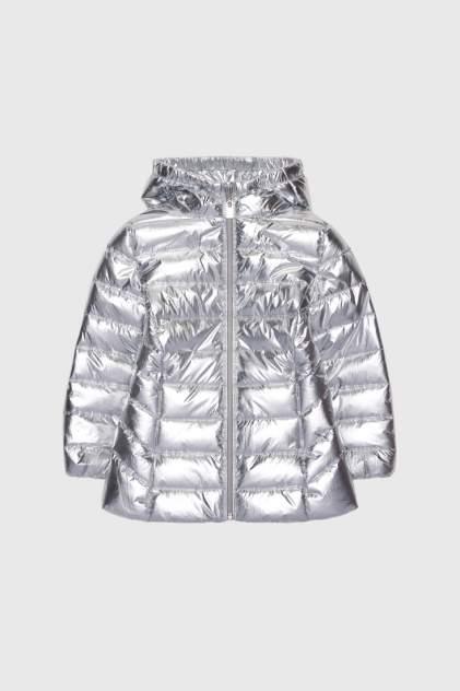 Куртка детская Modis, цв. серебристый