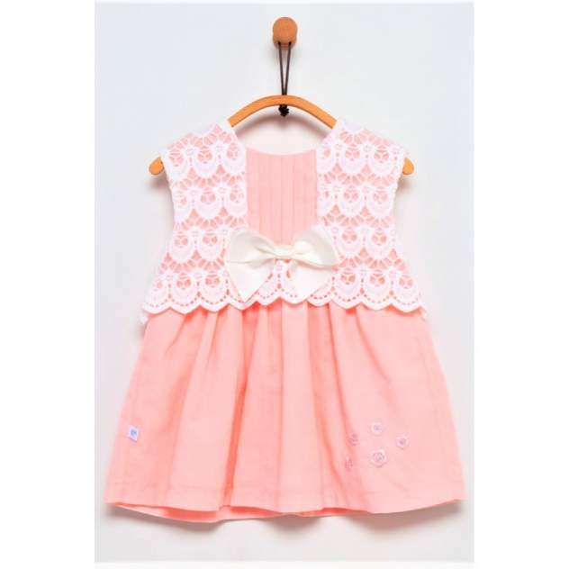 Платье детское Caramell, цв.розовый
