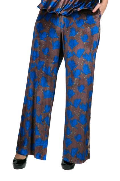 Брюки женские LE FATE LF5165P синие 56
