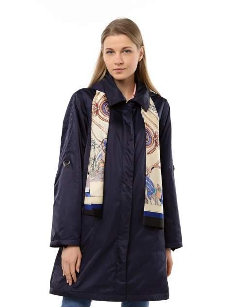 Куртка женская A passion play SQ63434 синяя 50