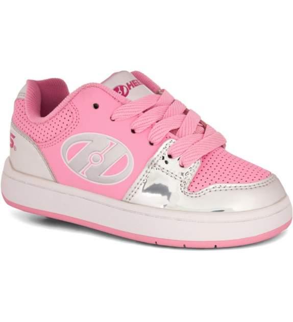Роликовые кроссовки Heelys HES10195 CEMENT 1-WHEEL нежно-розового цвета, размер 3