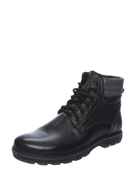 Мужские ботинки VALSER 601-383M, черный