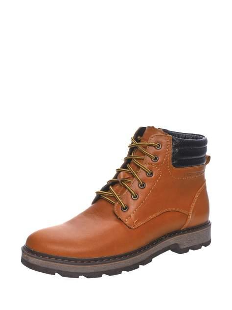 Мужские ботинки VALSER 601-389M, коричневый