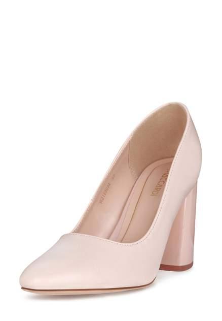 Туфли женские T.Taccardi K0709PM-1, бежевый