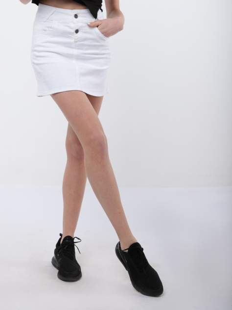 Женская юбка A passion play SQ64441, белый