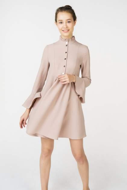 Женское платье Libellulas 10162, бежевый