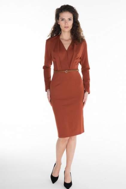 Женское платье LA VIDA RICA 2614/, коричневый