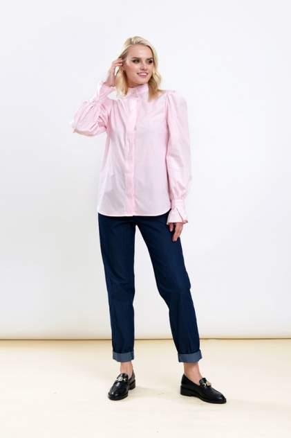 Блуза женская BEZKO БП 3665 розовая 54