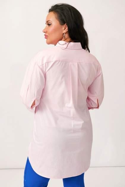 Блуза женская Bordo Бр 269 розовая 52