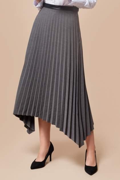 Женская юбка Vilatte D26.376, серый