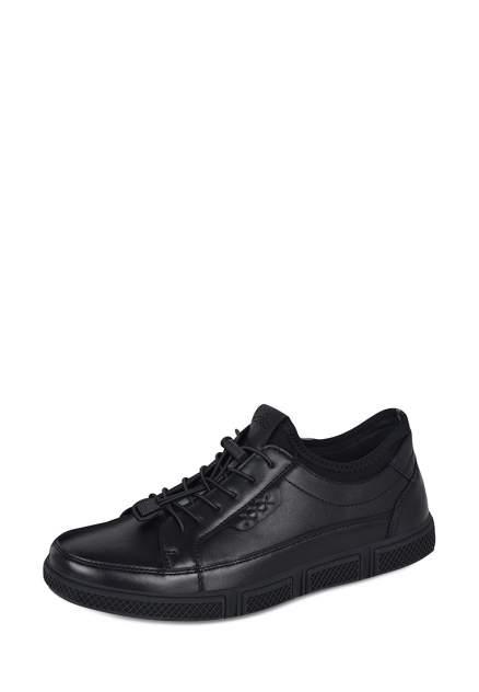 Мужские полуботинки T.Taccardi FM21AW-08, черный