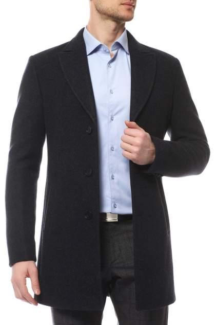 Пальто-пиджак мужское Caravan Wool РЭЙТАН34 синее 46-170
