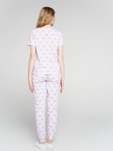 Домашний костюм женский ТВОЕ A6713 розовый S