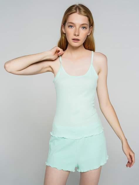 Пижама женская ТВОЕ 72328 зеленая XS