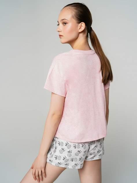 Пижама женская ТВОЕ 71703 розовая XL