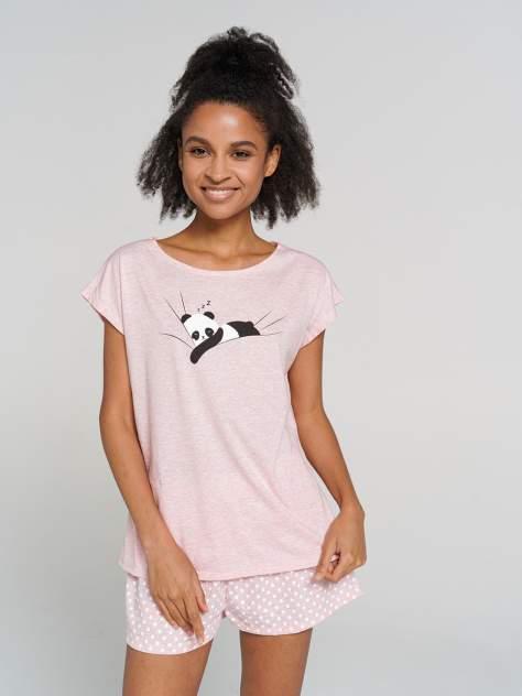 Пижама женская ТВОЕ 71686 розовая S