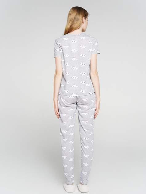 Домашний костюм женский ТВОЕ A6712 серый XS