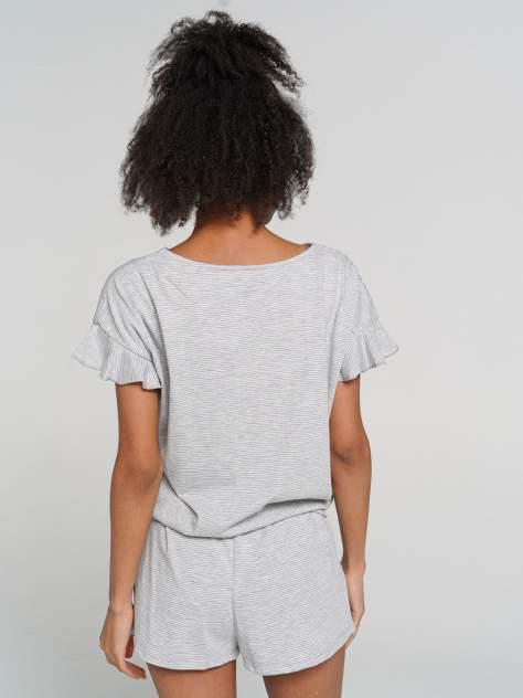 Пижама женская ТВОЕ 71672 серая L