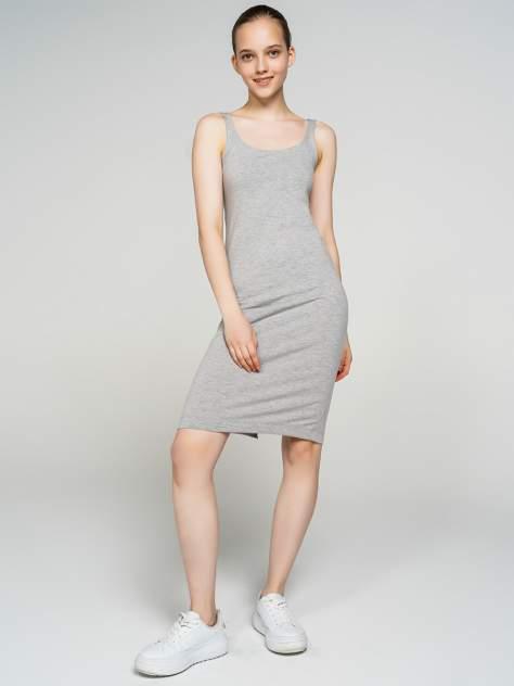 Платье-майка женское ТВОЕ 70255 серое M