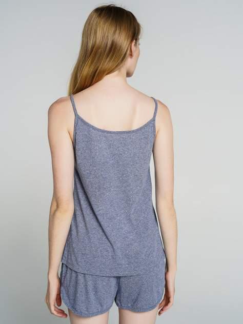 Пижама женская ТВОЕ 75276 синяя M