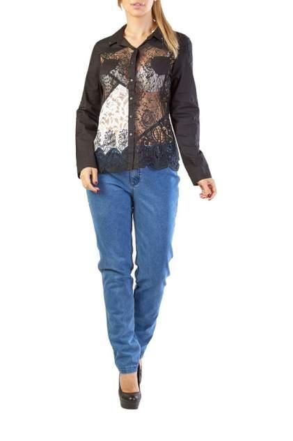 Женская блуза LAFEI-NIER G331504-F, черный
