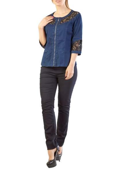 Женская блуза LAFEI-NIER G331535T-F, синий
