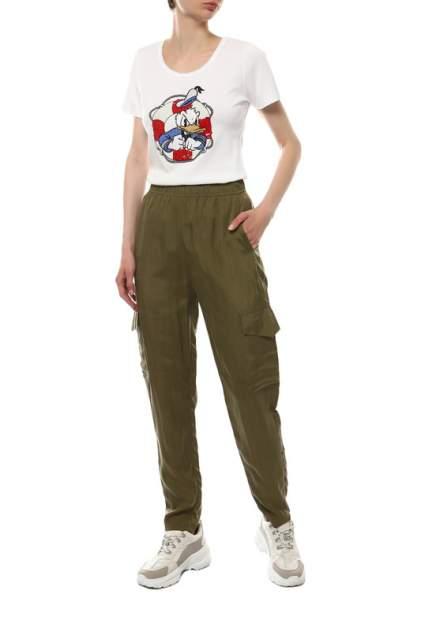 Женские брюки SET 51613, коричневый
