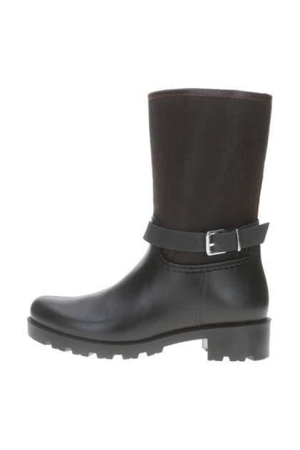 Резиновые сапоги женские Just Couture 58429 черные 39 RU