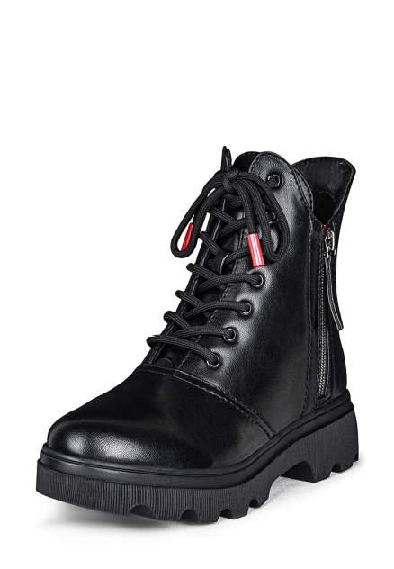 Ботинки женские T.Taccardi GZJX20W-16G, черный