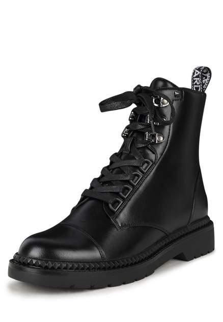 Ботинки женские T.Taccardi K0691MH-1, черный