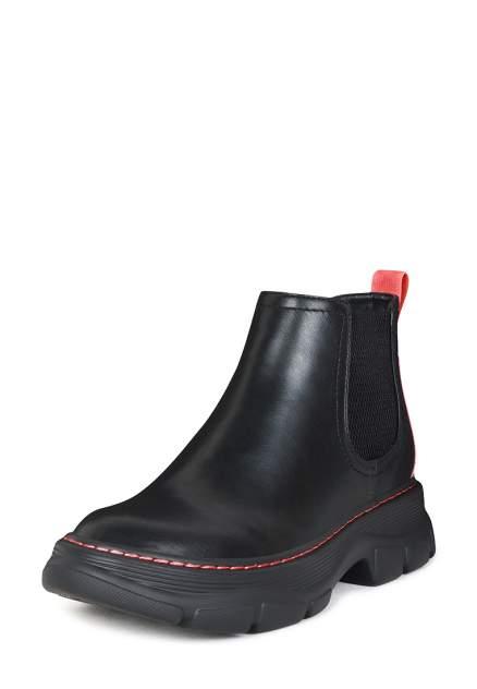 Ботинки женские T.Taccardi K0708MH-2, черный