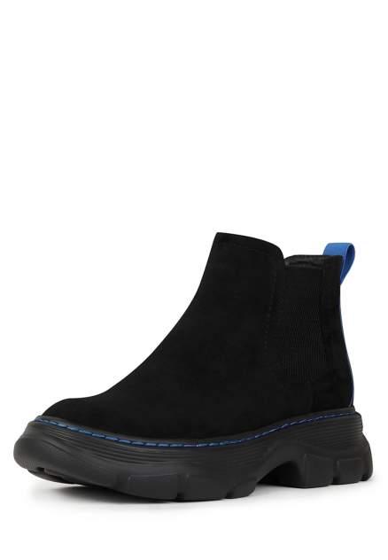 Ботинки женские T.Taccardi K0708MH-2A, черный