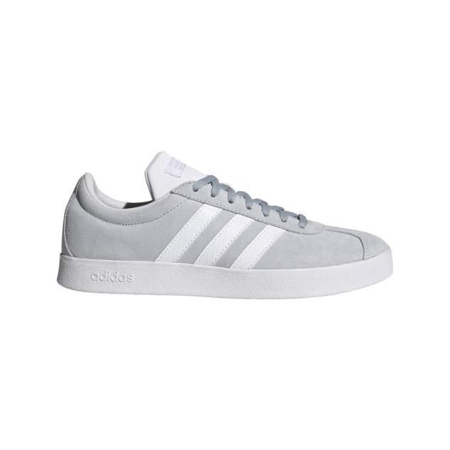 Кеды женские, Adidas VL Court 2.0, серый