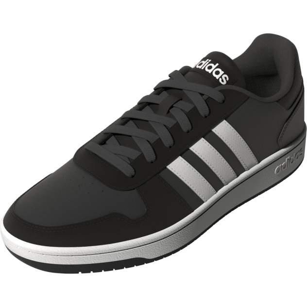 Кроссовки мужские Adidas Hoops 2.0 черные 10 UK