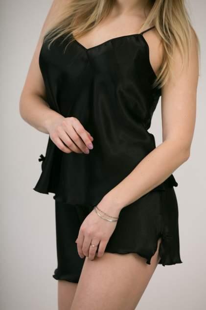 Пижама женская ЯТЫ-NochNushka base b черная 44RU