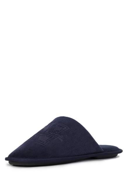 Мужские домашние тапочки T.Taccardi CJI20AW-22, синий
